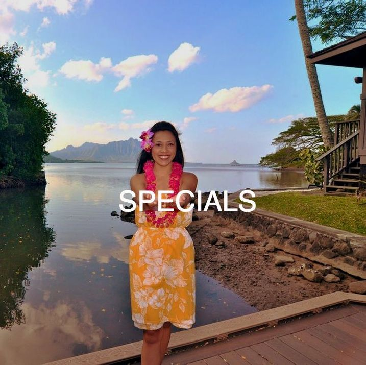 Paradise Bay Resort Specials